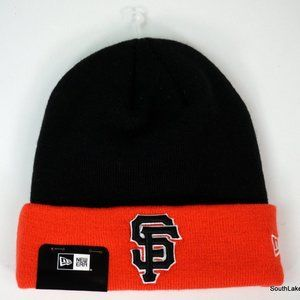 San Francisco Giants MLB Basic Cuff Knit Hat NEW